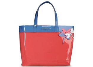 Shopping bag bicolore ARMANI JEANS