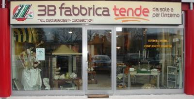 3b Fabbrica Tende Brescia Montichiari