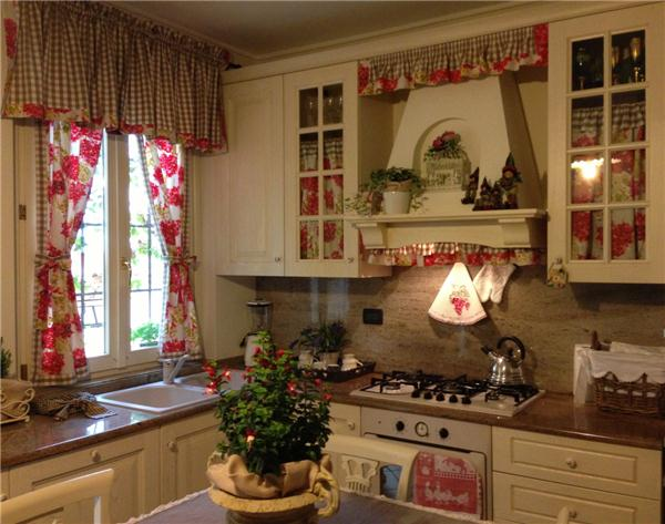 Best coordinati per cucina pictures home interior ideas - Coordinati cucina country ...