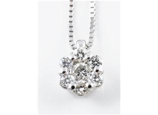 Ciondolo diamanti